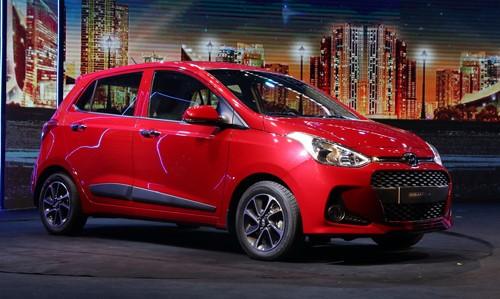 Nhanh tay lái thử dòng xe hot nhất của Hyundai – Grand i10
